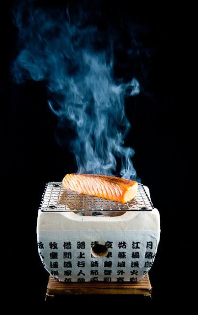 LA IMAGEN DE HOY: Maple-Soy Cured Salmon Belly 1
