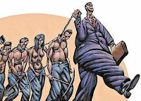 Sklaven in Deutschland