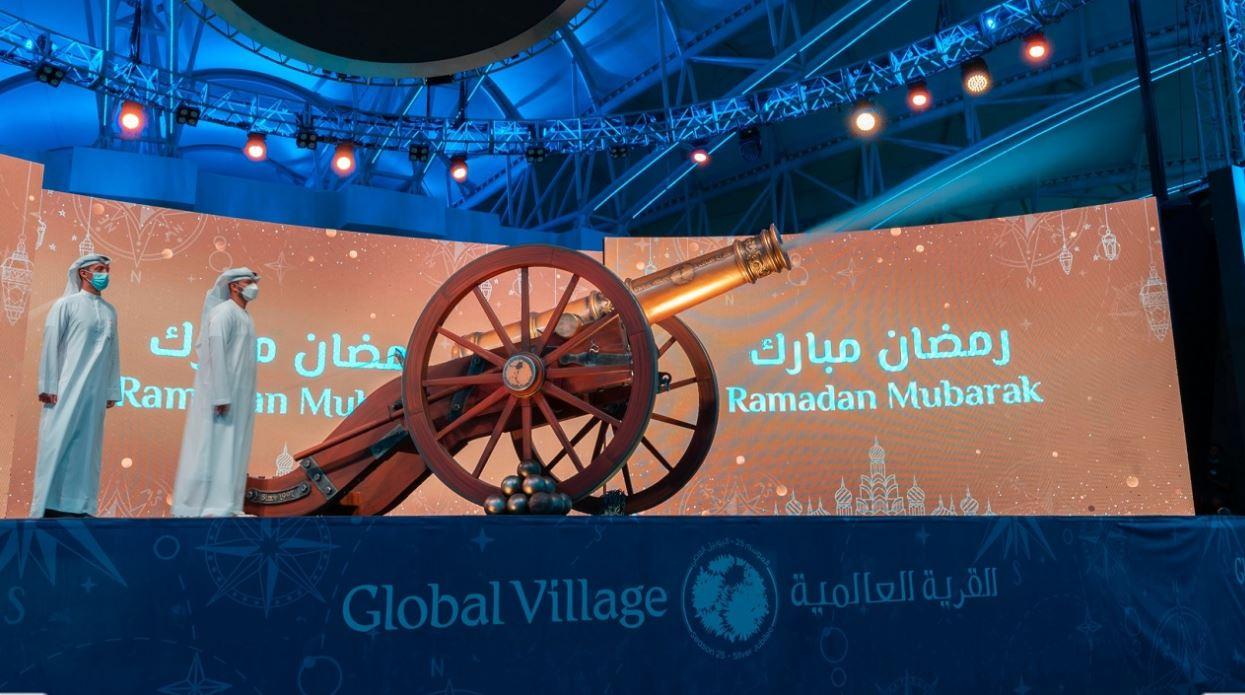 القرية العالمية في دبي ترحب بضيوف ليالي رمضان