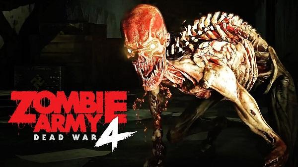بالفيديو إستعراض شامل لمحتوى لعبة Zombie Army 4 Dead War