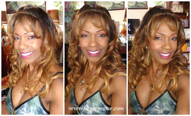 Birthday Makeup I Turned 56 today!