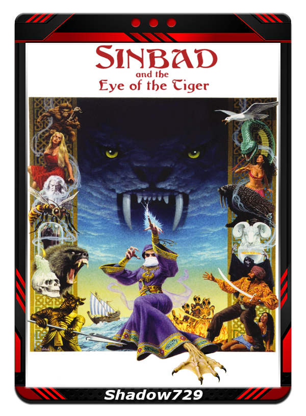 Sinbad and The Eye of The Tiger (1977) 1080p H264 Dual