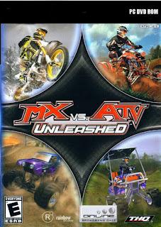 MX vs. ATV Unleashed (PC) 2006