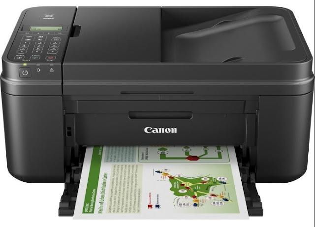 Harga dan Spesifikasi Printer Canon MX497 Terbaru