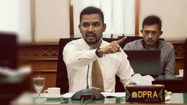 Tak Kunjung Dikerjakan, Al-Farlaky Cecar Dinas PUPR dalam Rapat Banggar
