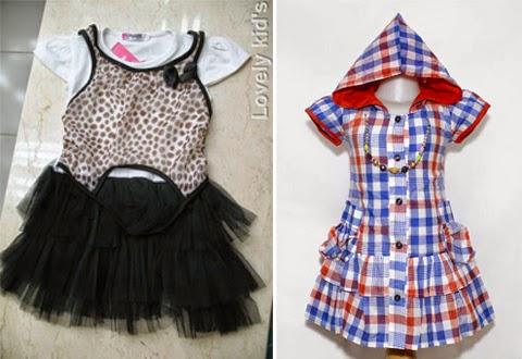 Model Baju Anak Tanah Abang Terbaru 2016