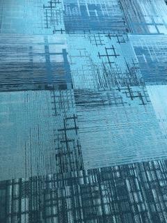 Carpet in Library Alcove