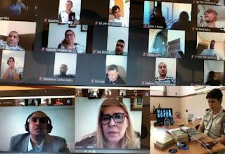 Videoconferência tratou do processo eleitoral em Livramento, Dom Basílio, Rio de Contas e Jussiape