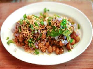 Ghungni Chaat Recipe