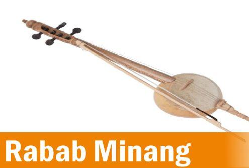Rabab atau Rebab Minang