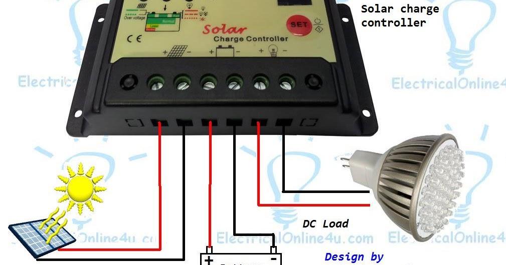 Simple Mppt Solar Panel Charge Controllersbuckboostpng