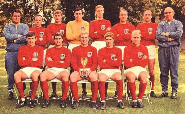 Copa do Mundo de 1966 - Inglaterra conquista o seu Título