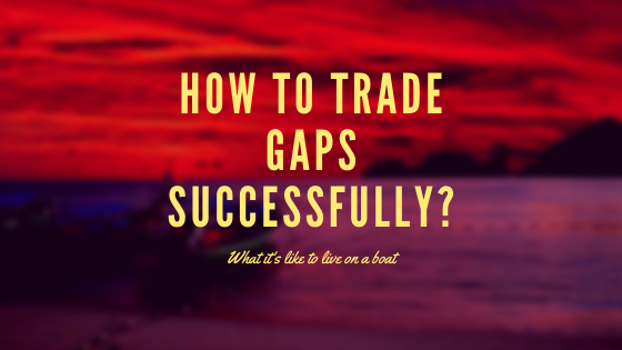How to trade gaps successfully?