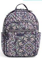 Vera Bradley Printed Backpack