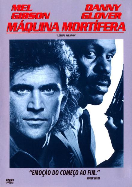 Máquina Mortífera – Dublado (1987)