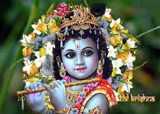 Cute Lord Krishna Beautiful HD Wallpapers