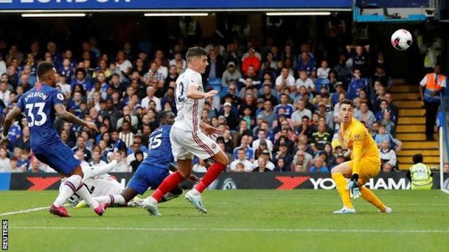 Sheffield United snatch a point after Kurt Zouma's late own goal