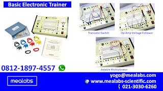 Alat Peraga Elektro Protoboard