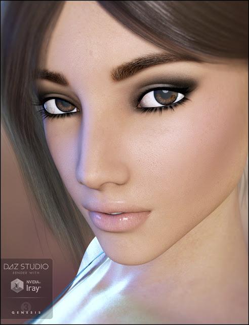 Aria for Genesis 3 Female