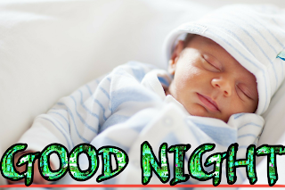 Good night baby image, good night baby pic, good night wallpaper
