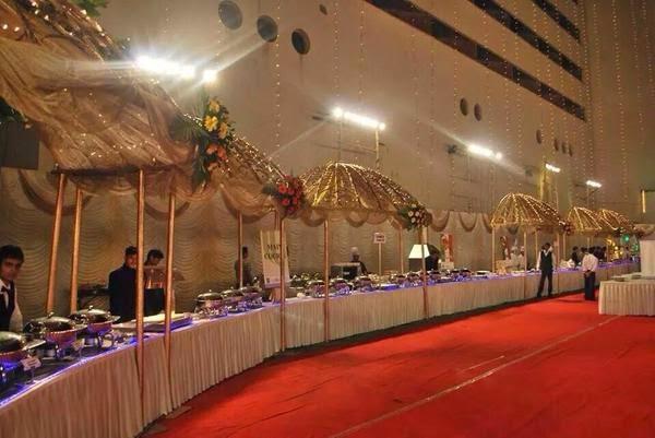 Arpita khan's marriage's Wedding feast venue