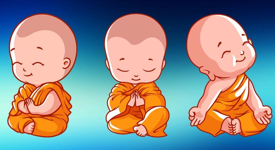 Los 4 Dharmas para alcanzar la paz y felicidad
