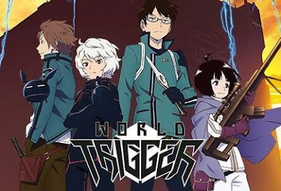 World Trigger Season 2 Episode 1 Subtitle Indonesia