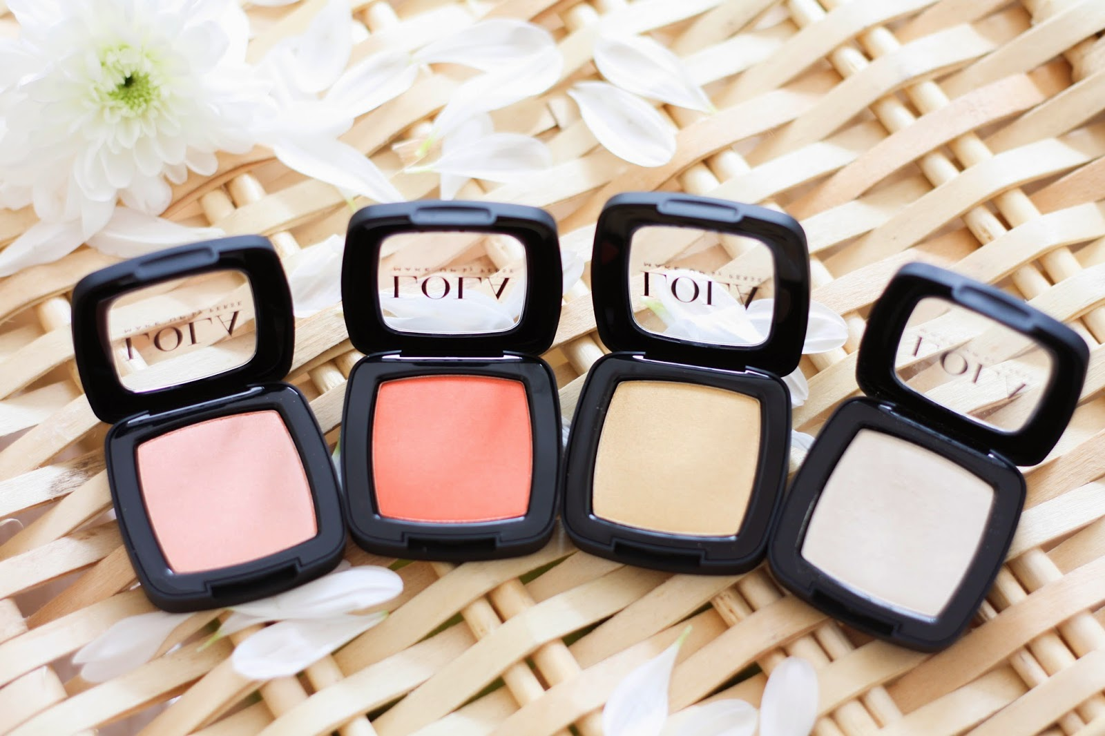 M&S Lola pastel spring eyeshadows Spirited Away SS14