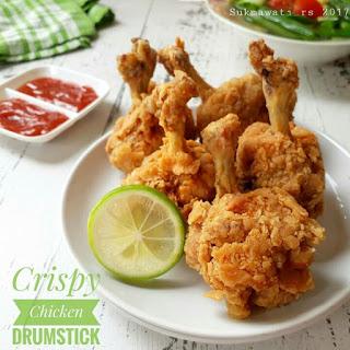 Ide Resep Masak Crispy Chicken Drumstick