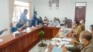 Kembali Panas,  Ketua DPRD Laporkan Oknum Anggota Dewan ke Polres Humbahas