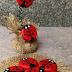 Şişe Kapaklarından Uğur Böceği Yapımı
