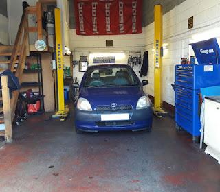 Darran France Garage, Ryde, Isle of Wight