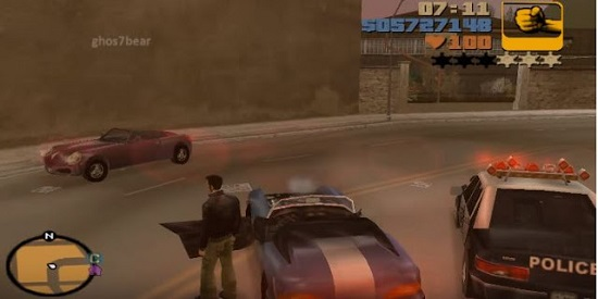 Grand Theft Auto III PC Game Download