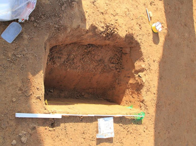 5,000-year-old grave site discovered in Hesse, Germany