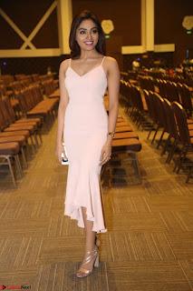Aishwarya Devan in lovely Light Pink Sleeveless Gown 062.JPG