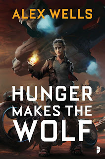 Interview with Alex Wells, author of Hunger Makes the Wolf