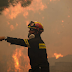 Φωτιά σε δάσος στην Αιτωλοκαρνανία