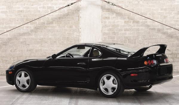 Toyota Supra A80 Twin Turbo Targa de 1994