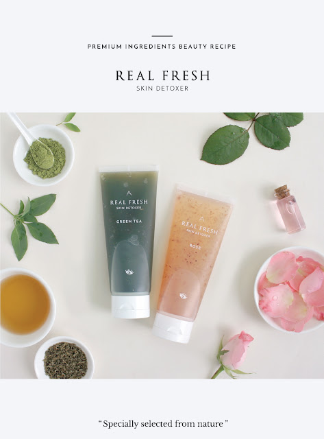Althea x Get It Beauty Real Fresh Skin Detoxers
