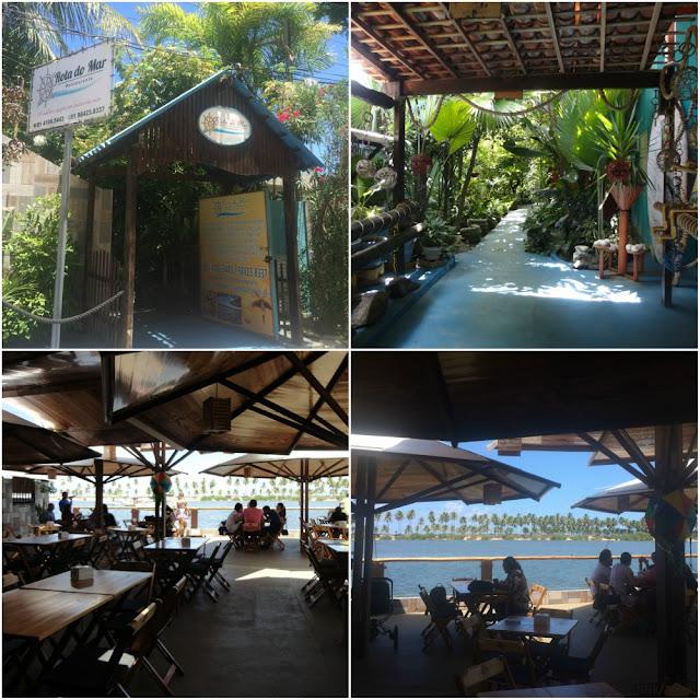 Onde comer e sair em Recife? Rota do Mar