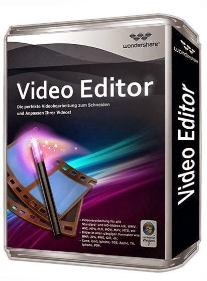 Wondershare Video Editor v3.6.0.2 Full