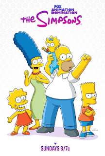 Los Simpsons Temporada 32