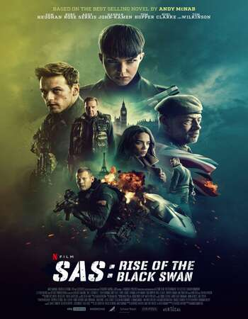 SAS: Red Notice (2021) HDRip Dual Audio[Hindi - English] Movie Download