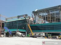 Angkasa Pura Targetkan Gedung Terminal Bandara NYIA Selesai Pertengahan April