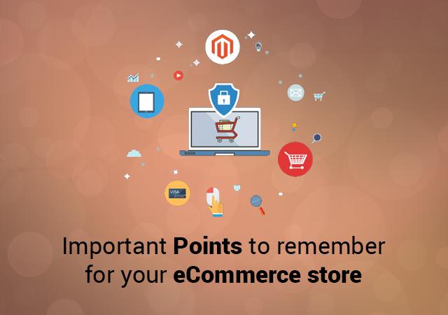 Magento eCommerce Store Development