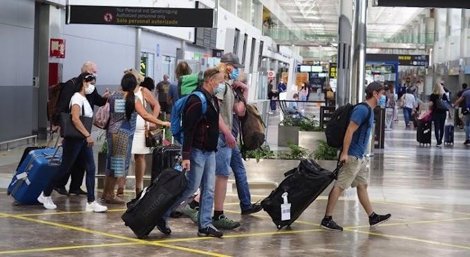 O porquê de tantos voos hoje para Canárias