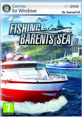 Fishing Barents Sea PC [Full] Español [MEGA]
