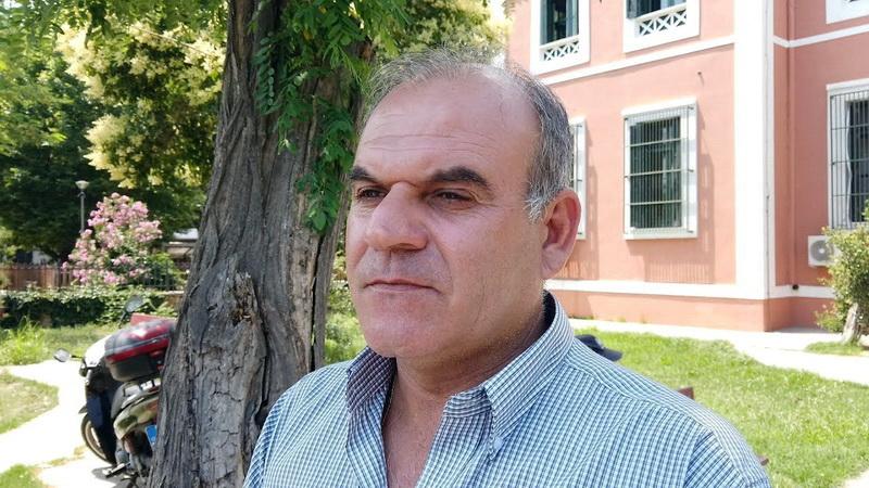 Στην Επιτροπή Πολιτικής Προστασίας της ΚΕΔΕ ο Νίκος Γκότσης