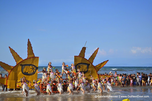 Groovin by the Shore: Kabaybayonan Festival's Beach Dancing Competition - #GoiNextDoor