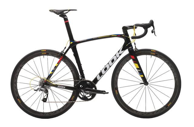 LOOK 695 LIGHT, una bici de lo más polivalente